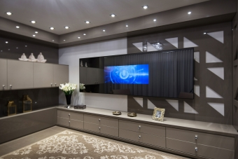 Sala de Estar Europa Lounge