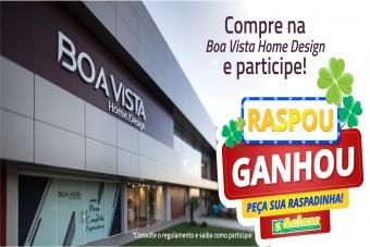 Campanha Raspou Ganhou!