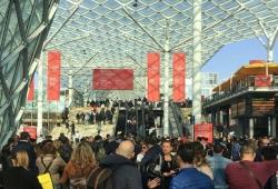 Boa Vista no Saloni Del Mobile em Milão